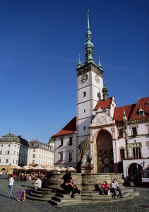Olomouc - Astronomical Clock