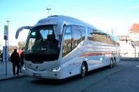 DB IC bus Irizar